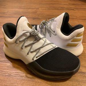 62934eeb9504 Adidas James Harden Vol 1 BY3481 Basketball Shoes